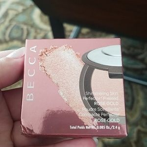 Becca mini rose gold highlight